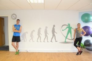 Ainsworth Body Science - art for the workplace